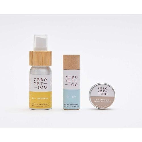 Mini Natural Deodorant | Freshen It | Travel Set