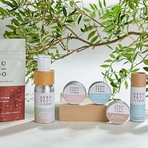 All-Natural Skincare Gift Set | ZeroYet100