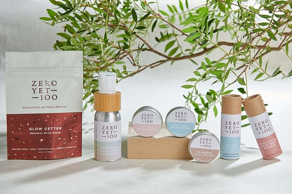 All-Natural Skincare Gift Set | ZeroYet100