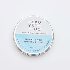 Chemical Free Face Moisturizer | Anti Ageing