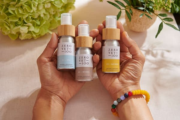 Natural Mini Deodorant Spray | For All Skin Types