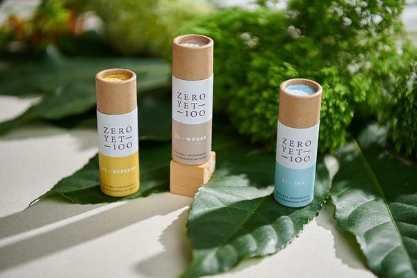 Natural Deodorant Push Up Stick