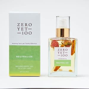 All-natural Body Oil | Neutralize | Clean Skincare