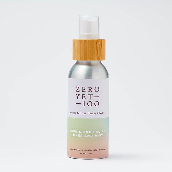 Nourishing Facial Toner & Mist | Clean Skincare