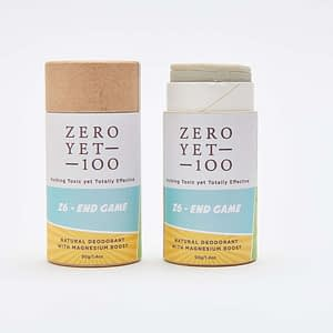 z6 clean deodorant stick push up