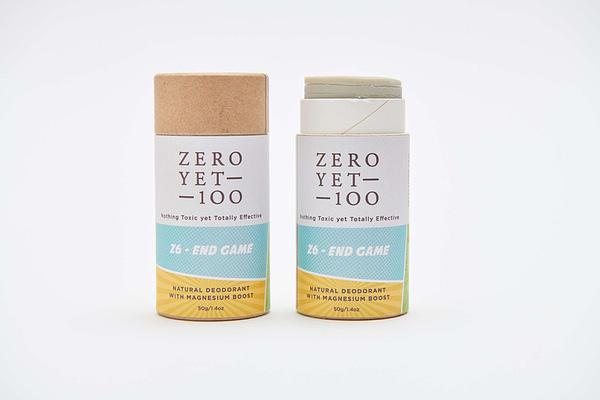 z6 clean deodorant stick push up