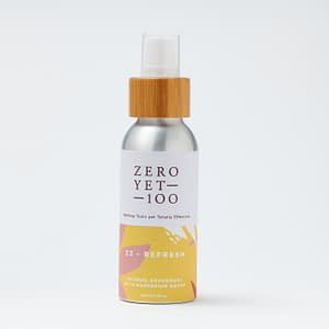 Z3 Refresh Deodorant Spray | Clean & Green | ZeroYet100