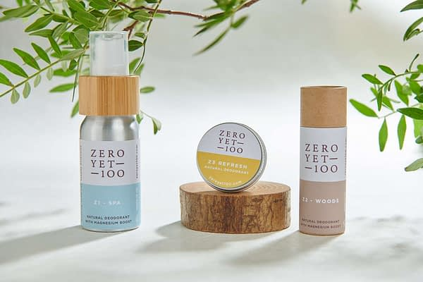 Mini Best Selling Deodorant Travel Set