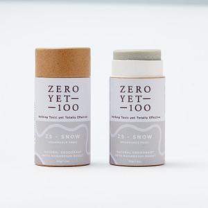 Z5 Snow Deodorant Push Up Stick | Scentless | ZeroYet100