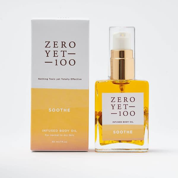 Nourish Body Oil   For All Skin Types   Clean Skincare