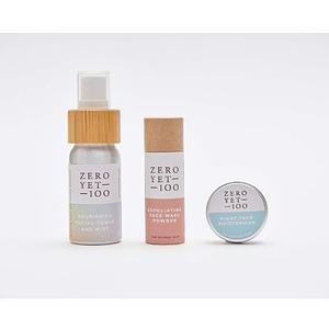 Mini Clean Skincare Facial | Brighten It | ZeroYet100